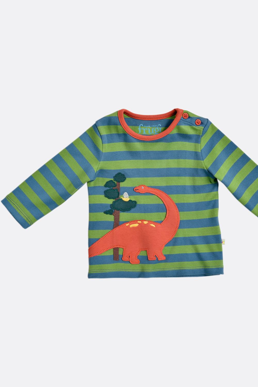 Ringelshirt Dino/Nashorn