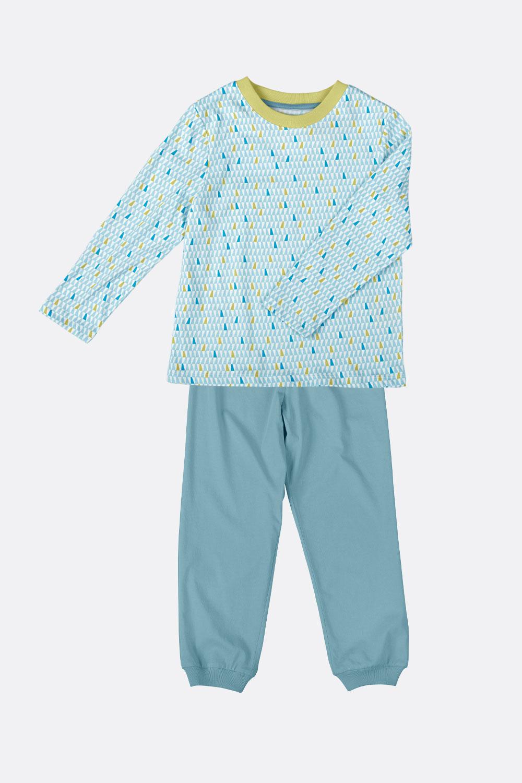 Schlafanzug, lang