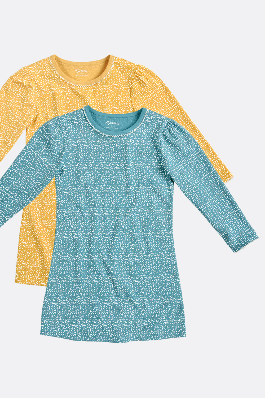 Nachthemd Reiskorn