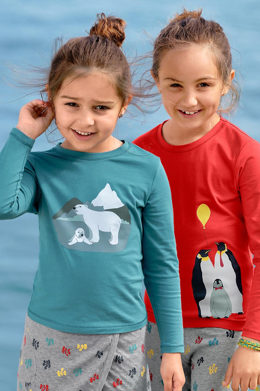 Shirt Pinguine/Eisbären