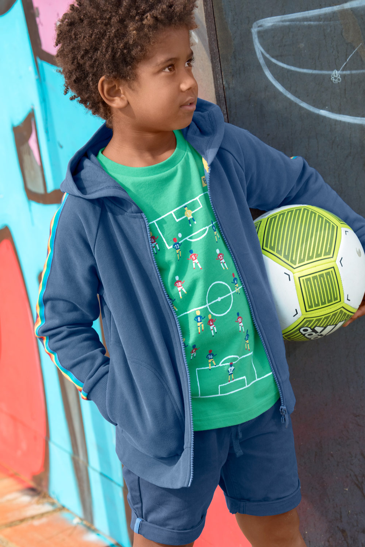 Shirt Fußball/Amazonas