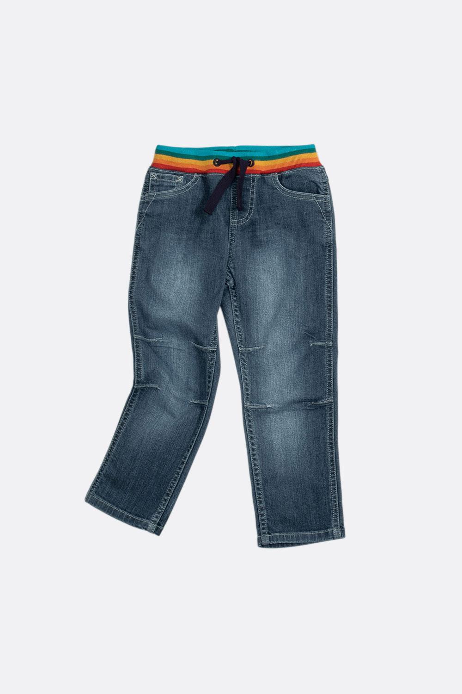 Schlupf-Jeans