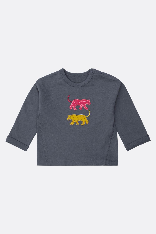 Baby Sweatshirt Leopard