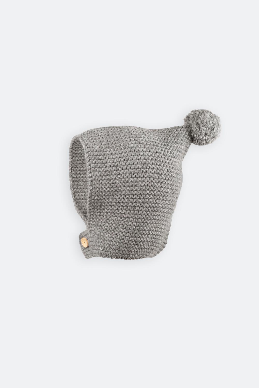Alpaka/Merino Zipfelmütze