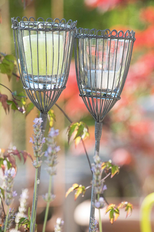 Gartenlicht zum Stecken