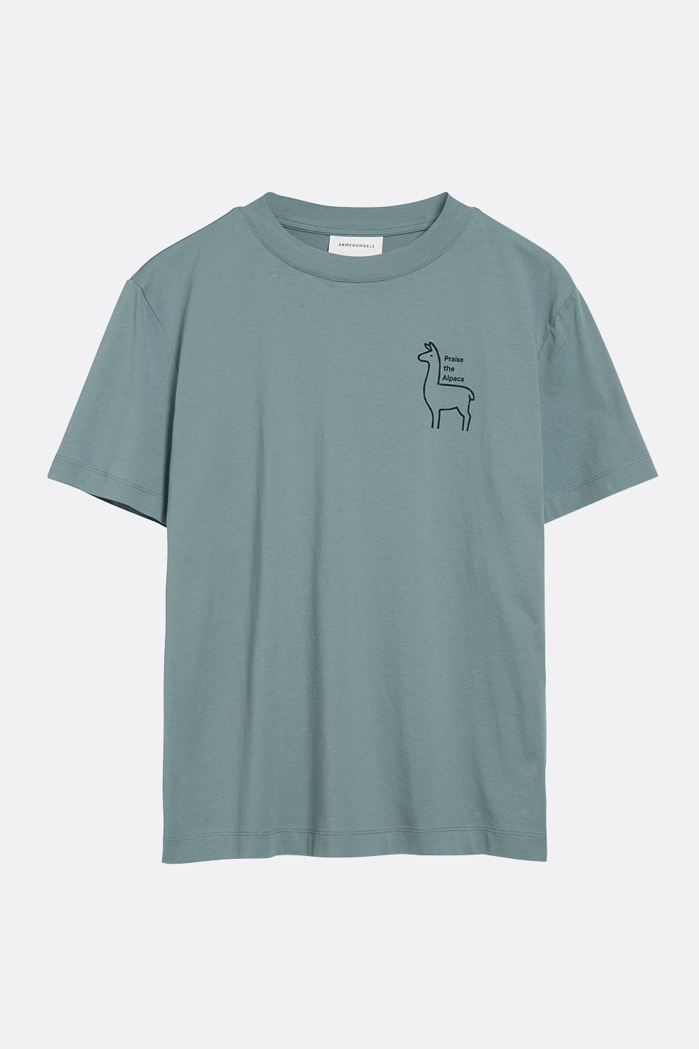 T-Shirt Praise the Alpaca