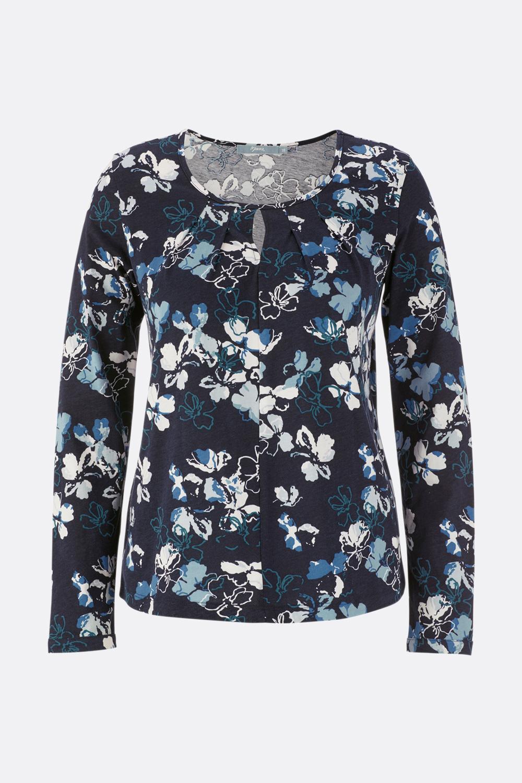 Blusenshirt floral