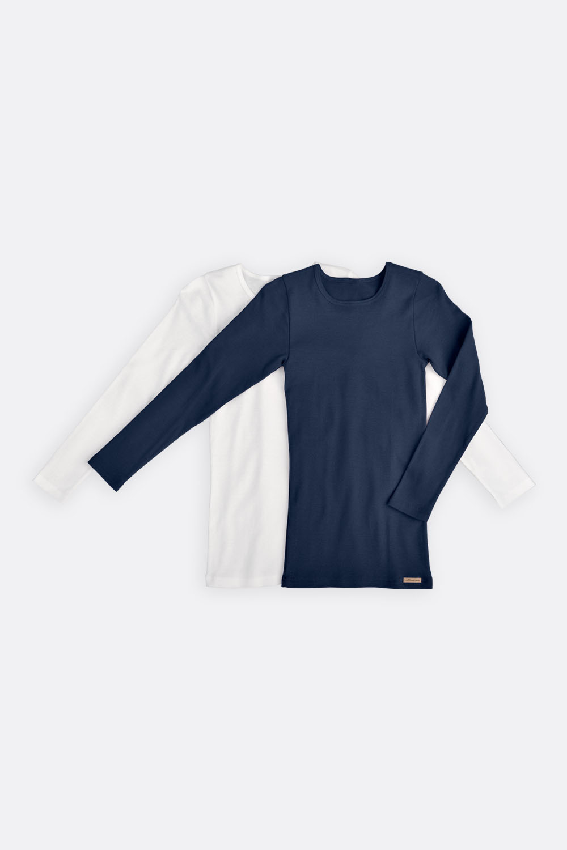 Unterhemd, 1/1-Arm
