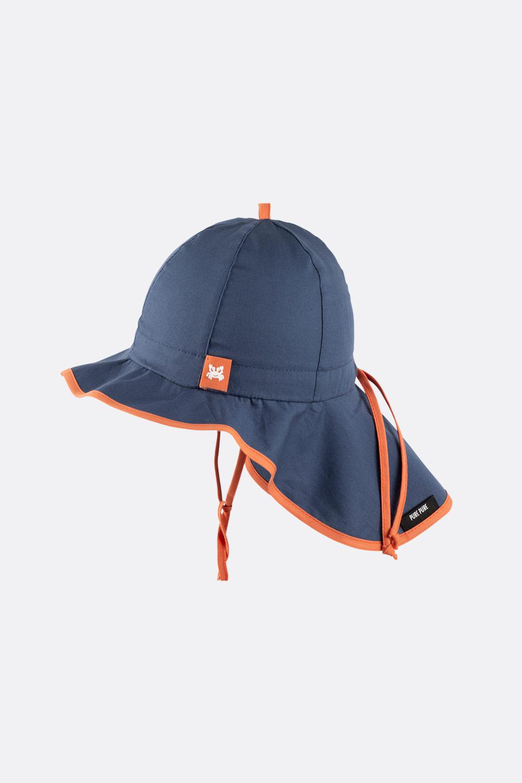 Nackenschutz Hut