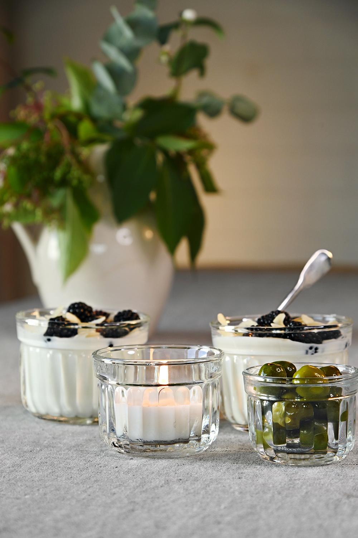 Glasschälchen 'Delice'