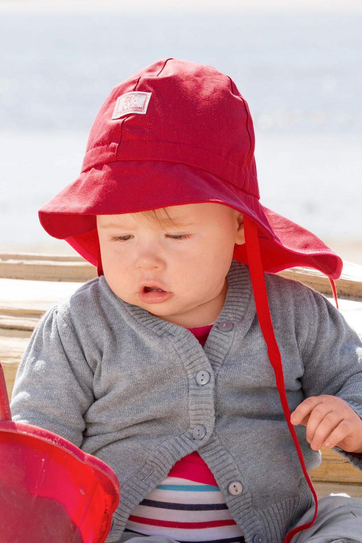 Sonnenschutz-Hut