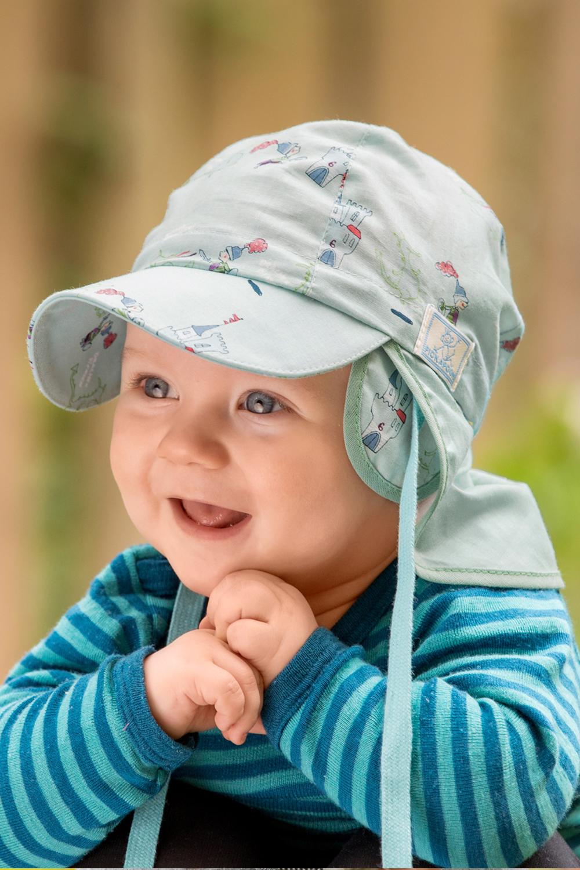Nackenschutz Mütze