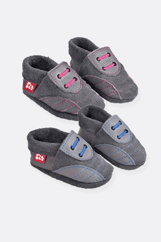 Lederschühchen Sneaker