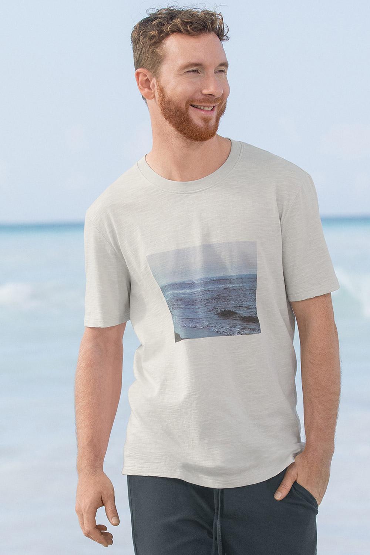 Herren T-Shirt Beachtimes