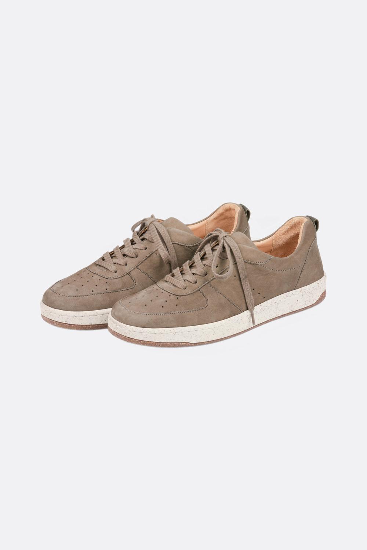 Herren Nubuk Sneaker