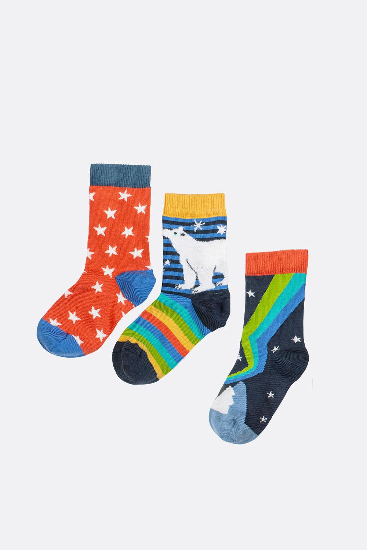 Socken 3er-Pack