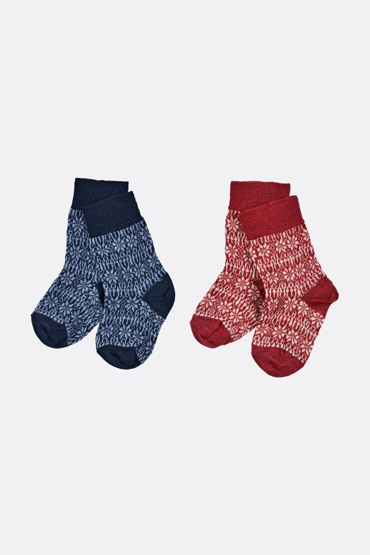 Norweger-Socke