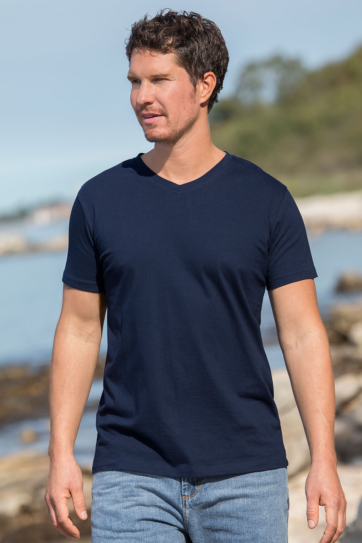 Herren V-Shirt
