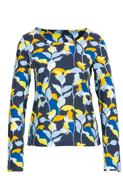 Jerseyshirt Blätter