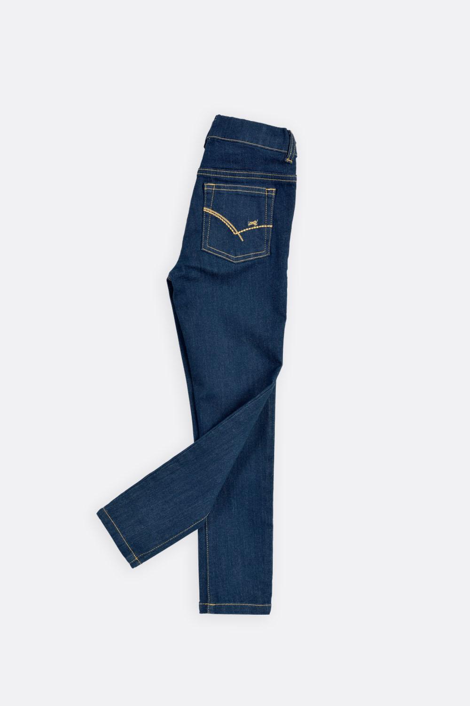 Schmale Mädchen-Jeans