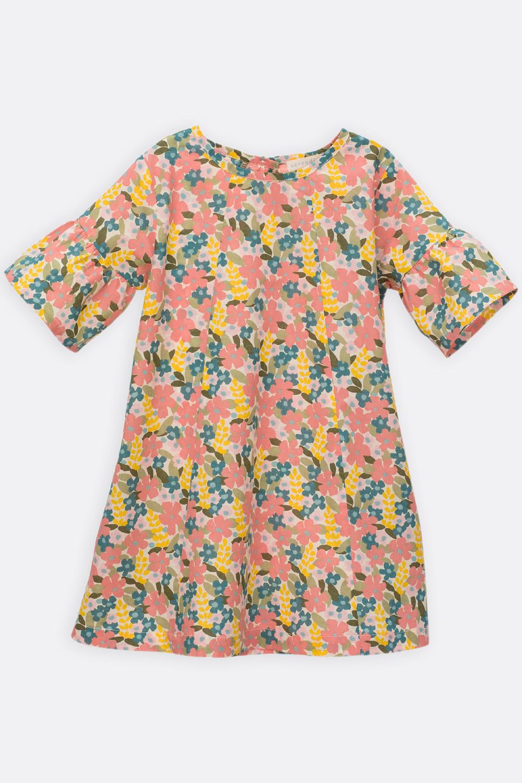 Kleid Sommergarten