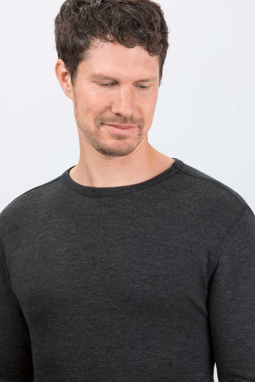 Schurwolljersey Herren Shirt
