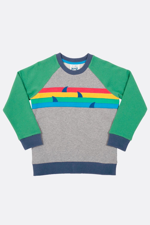 Raglansweater Sharky