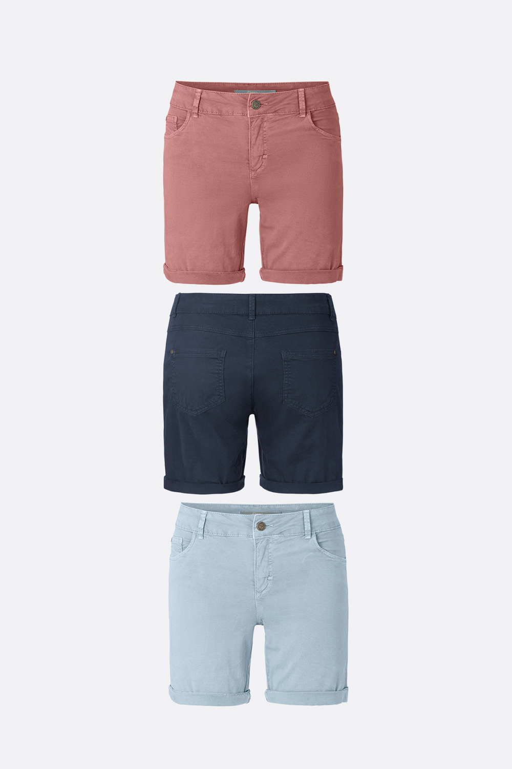 Damen Twillshorts
