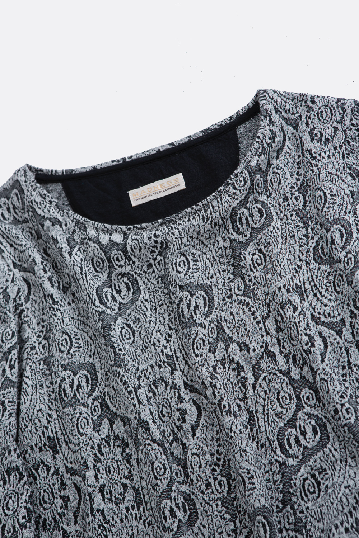 Jacquard-Jersey Shirt