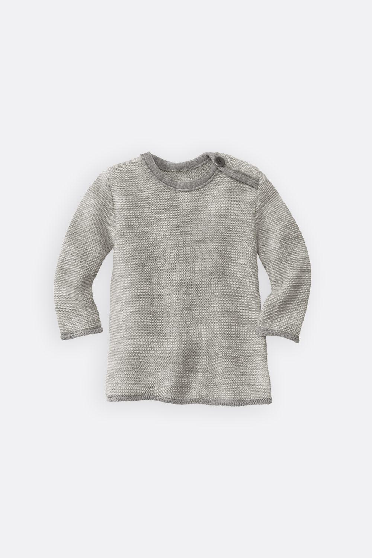 Schurwoll-Pullover