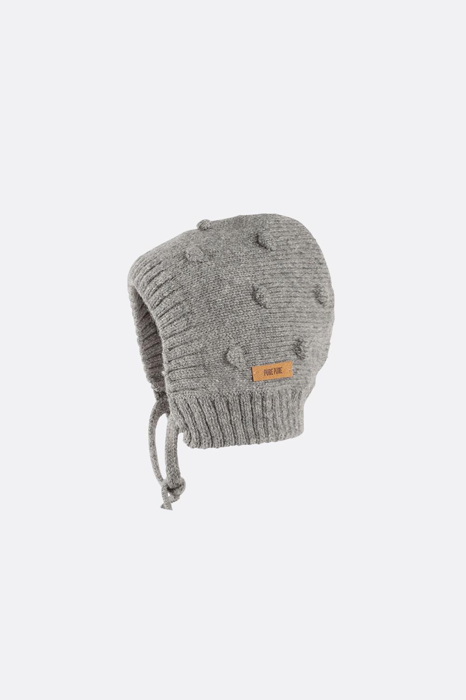 Alpaka/Merino Mütze