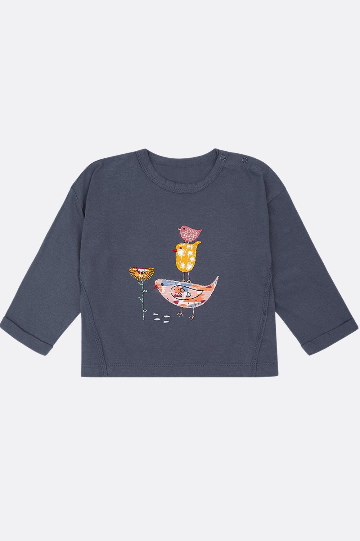 Shirt Vogel