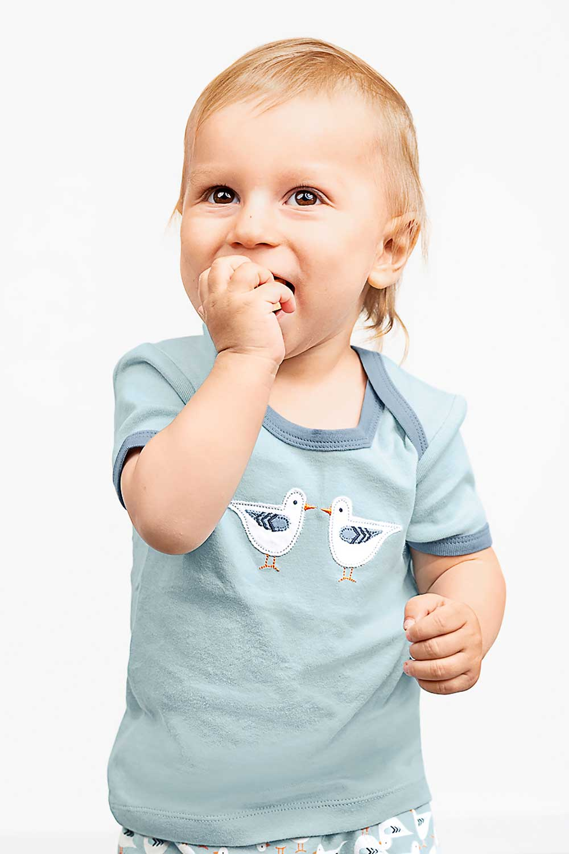 Shirt Möwen / Storch