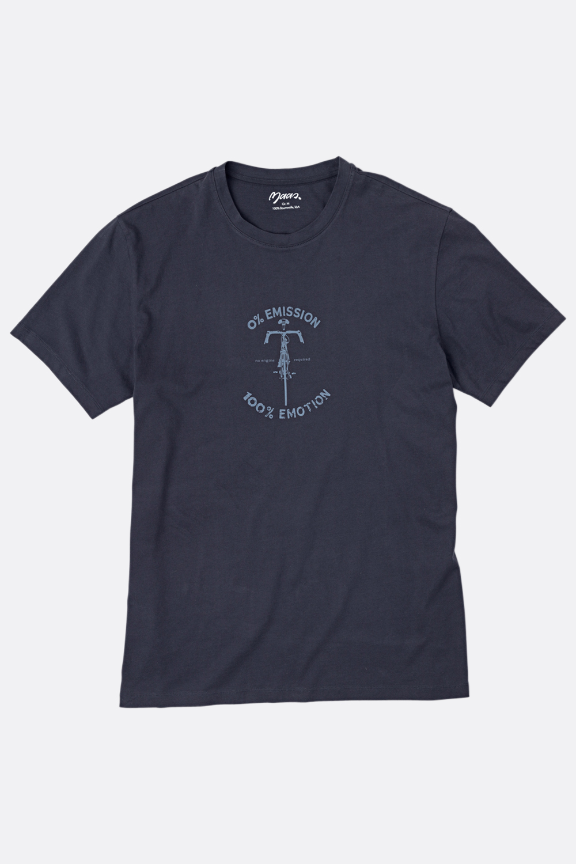 Herren T-Shirt Fahrrad