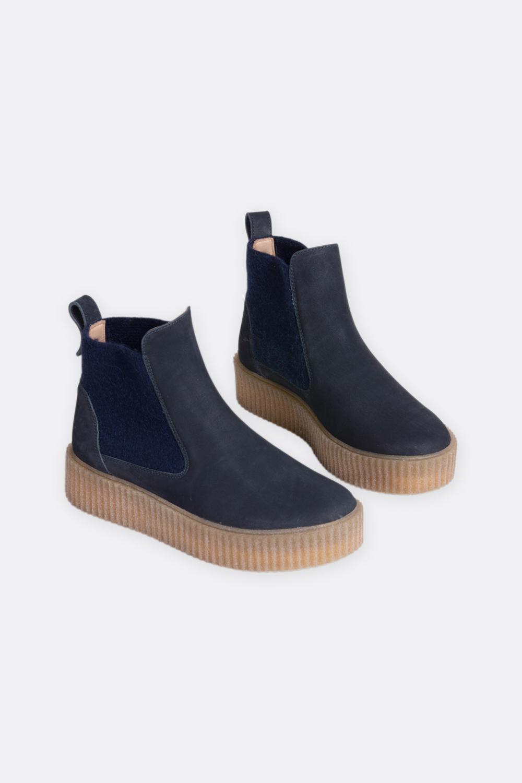 Nubuk Chelsea Boots