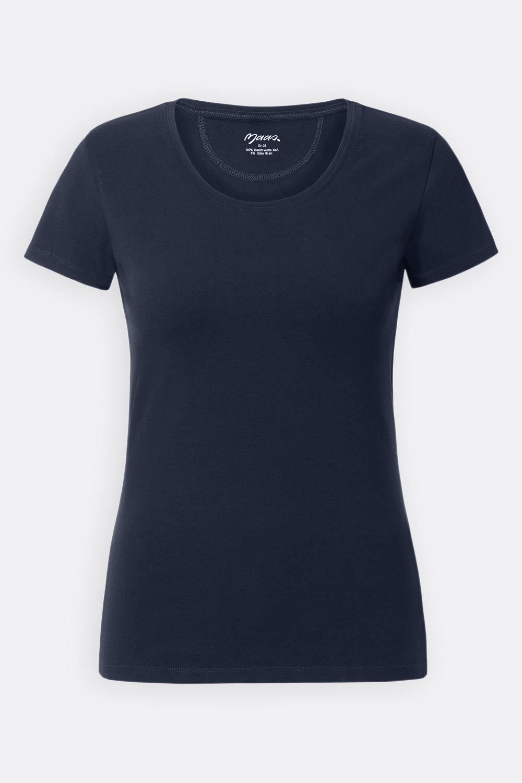 Basic Kurzarmshirt