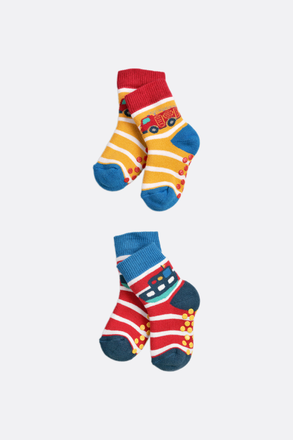 Stoppersocken, 2er-Pack