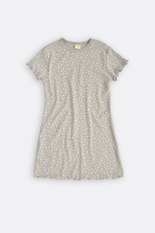 Nachthemd Gänseblümchen, Kurzarm