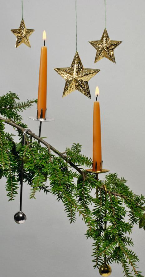 Christbaum-Kerzenhalter