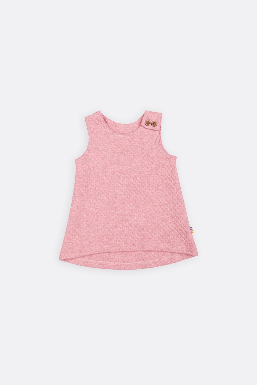 Baumwollstepp-Kleid