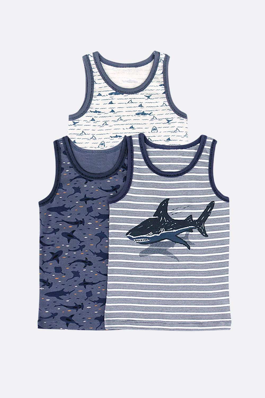 Unterhemd Haie