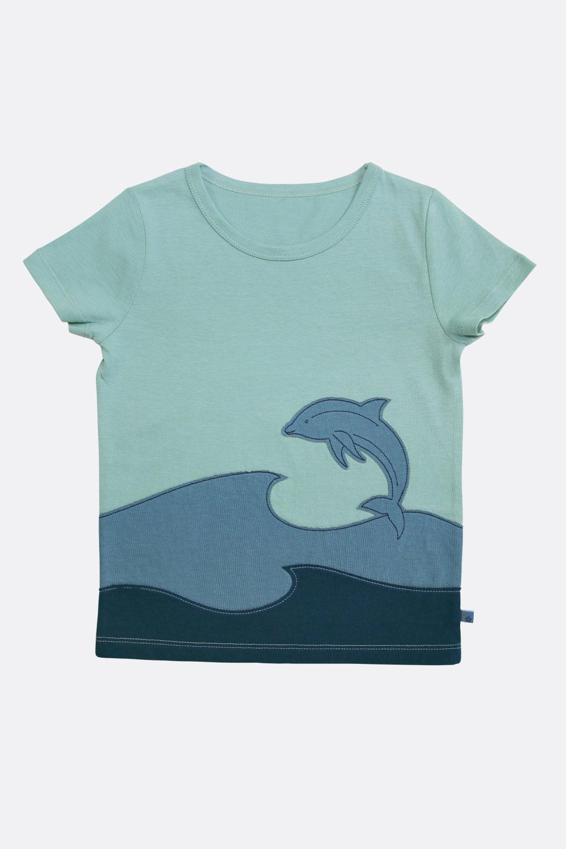 Shirt Dino/Delphin