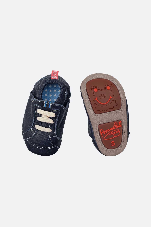 Leder Baby-Sneaker