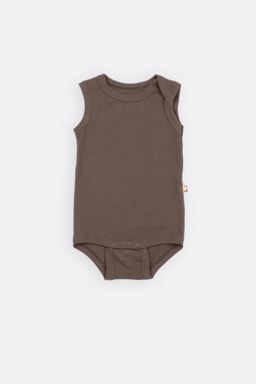 Baby-Hemdbody, ärmellos