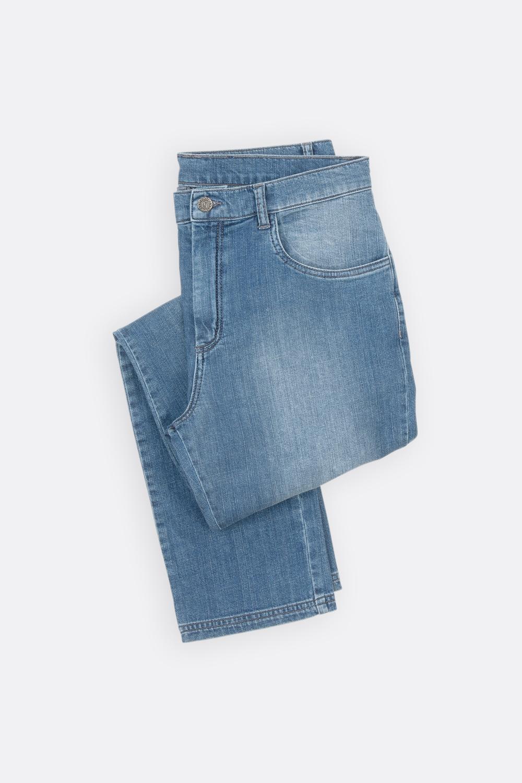 Herren Basic Jeans