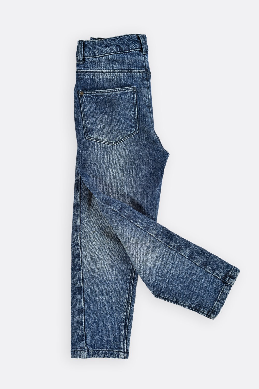 Jeans uni / print