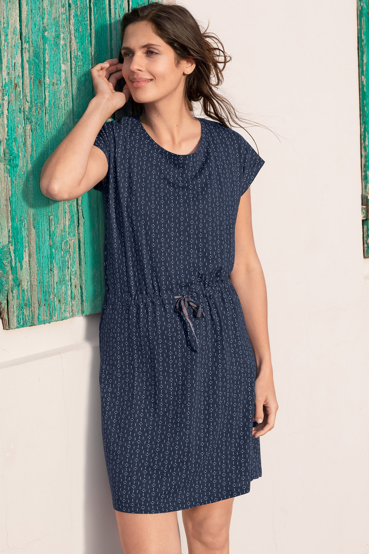 Jerseykleid Minimal