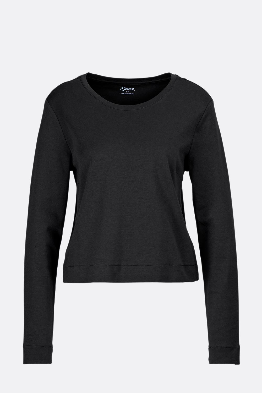 Kurzes Interlock Shirt
