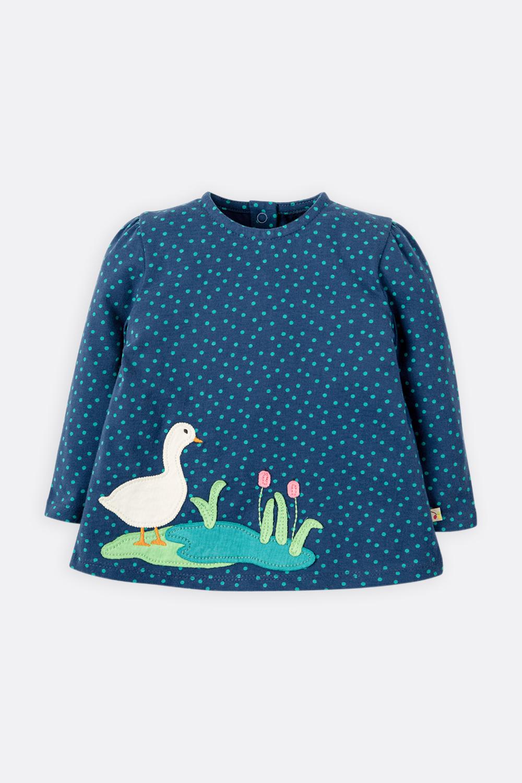 Langarm-Shirt Gans
