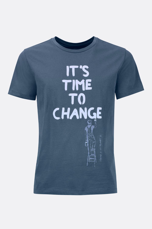 Herren T-Shirt Change